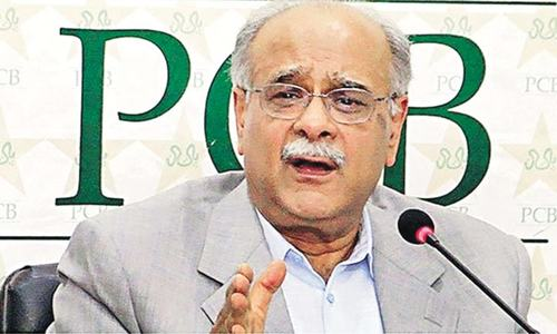 Half of all PSL matches to be held in Pakistan next year: Sethi
