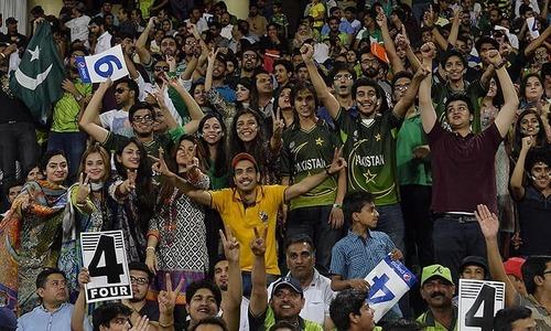 Comment: Cricket craze reaches its zenith in Karachi