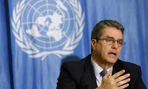 Barriers will jeopardise global economy: WTO