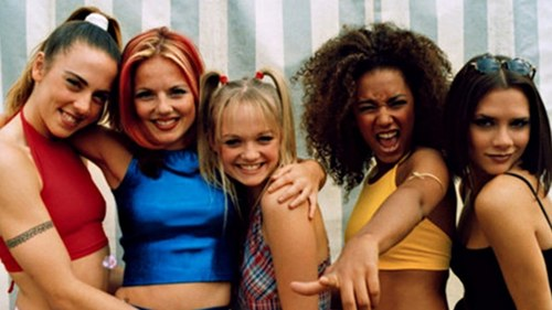 The Spice Girls are reuniting to become superheroes