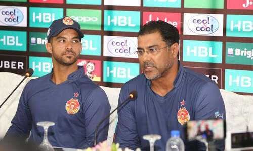 If they have Akmal, we have Ronchi: Waqar Younis
