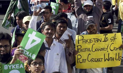 کراچی میں سجا پی ایس ایل فائنل کا میلہ