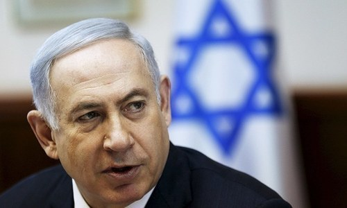 Israeli police arrive at PM Netanyahu's residence for corruption case interrogation