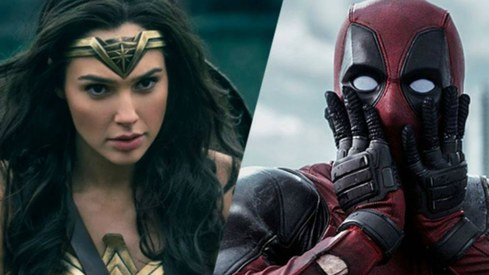Wonder Woman teases Deadpool for copying her signature pose