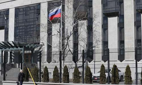Spy row aggravates as US, EU expel over 100 Russian diplomats