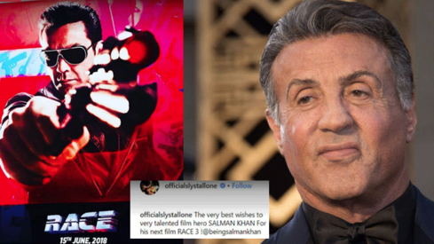 Sylvester Stallone thinks Bobby Deol is Salman Khan