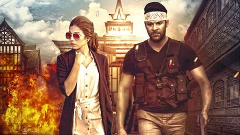 Moammar Rana, Sonya Hussyn's Azaadi trailer is finally out