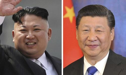 In state media, China presents itself as crucial to US-North Korea talks