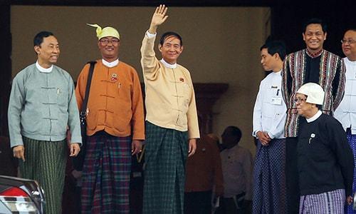 Suu Kyi loyalist elected Myanmar president