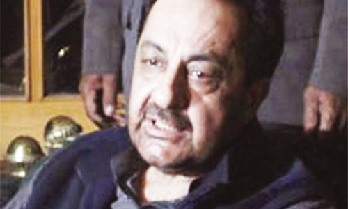 Gazain Marri acquitted in another terrorism case