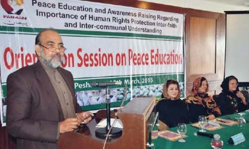 Paigham-i-Pakistan narrative failed to take root in society: CII