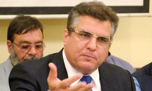 Video clips of Daniyal Aziz commenting on the judiciary played in Supreme Court