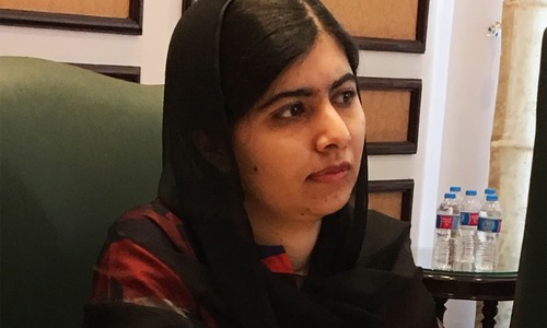 In pictures: Malala's four-day visit to Pakistan