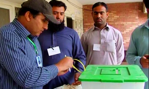 ECP decides to appoint judicial officers as ROs for elections