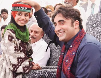 Sindh being deprived of its water share: Bilawal