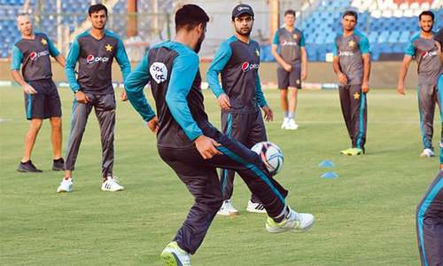 Pakistan set to test young guns in T20 battle against West Indies