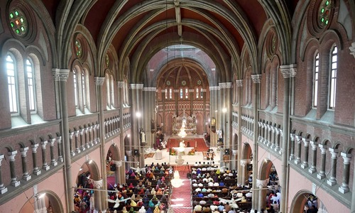 Christians celebrate Easter with religious zeal across Pakistan