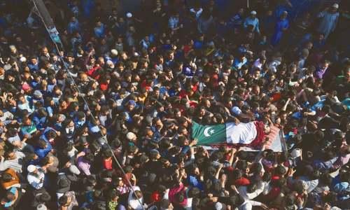 Indian troops kill 17 in held Kashmir