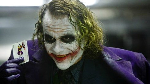 The Joker's origin movie as a prequel to The Dark Knight was an April Fool's joke