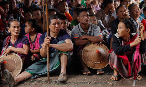 Myanmar lures Bangladesh Buddhists to take over Rohingya land: officials