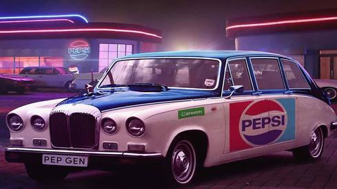 Pepsi and Careem unite to take Pakistanis on a trip down memory lane