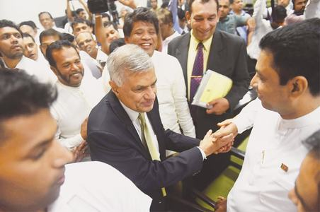 No-confidence motion against Lankan PM defeated