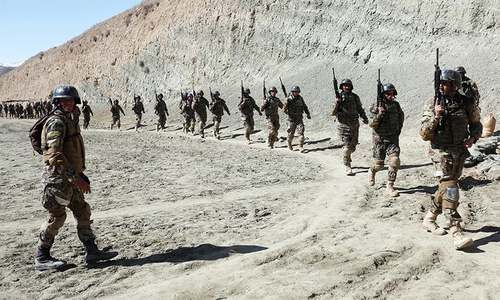 US failed to raise a fully capable Afghan force: report
