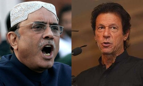 Zardari will soon ask why he has been removed: Imran