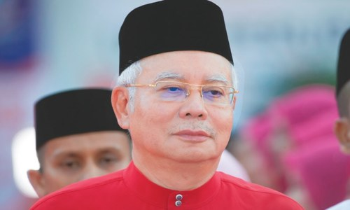 Malaysia's Najib — from reformer to scandal-haunted leader