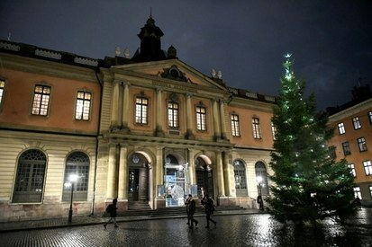 Nobel literature academy hit by #MeToo scandal