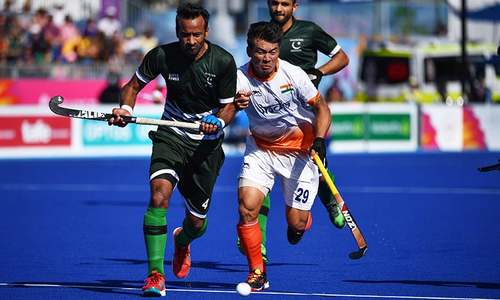 Pakistan's late 2-2 draw against India at Commonwealth Games has feel of a win