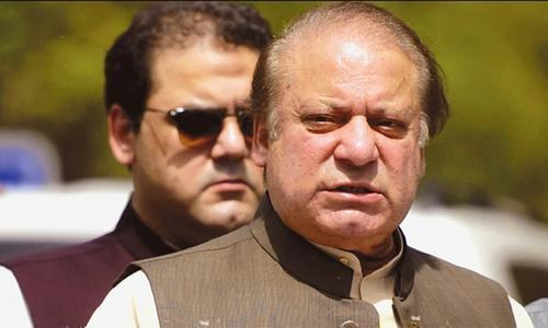 Nawaz wants NAB law on hold during caretaker set-up