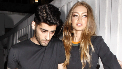 Zayn Malik has wiped his Instagram clean - and it has no sign of Gigi Hadid