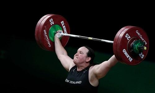 First transgender athlete of Commonwealth Games has 'no regrets' despite horrific injury