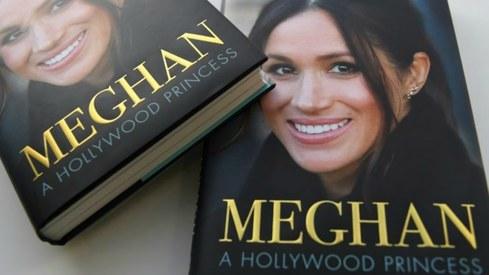 Meghan Markle biography says she wants to become Diana 2.0