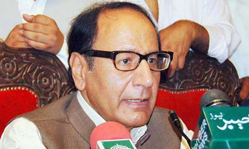 Musharraf ensured PML-Q defeat in 2008 polls: Shujaat