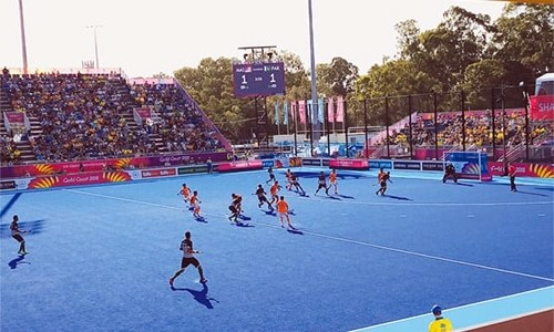 Malaysia hold Pakistan 1-1 as both teams bow out of hockey semi-final race at CW Games