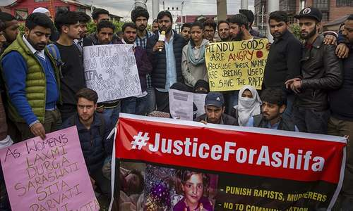 Politics over rape: Hindu extremists demand release of 8-year-old Muslim girl's rapists in held-Kashmir