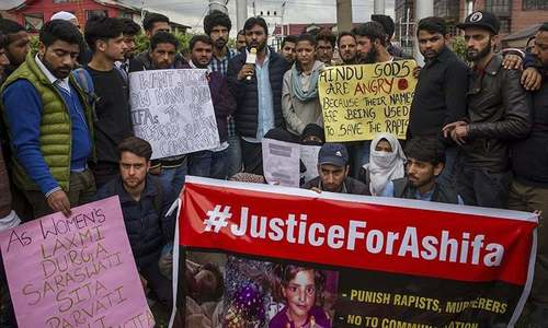 Modi says India shamed by rape and murder of Kashmiri girl
