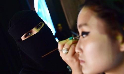 سعودی عرب کی تاریخ کا پہلا فیشن ویک