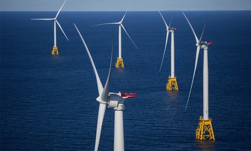 Giant wind turbines start to pay off and investors want more