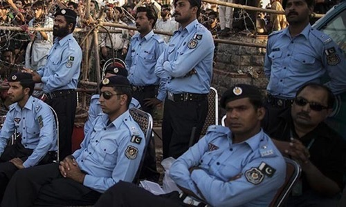 Action against lower cadre police officials challenged