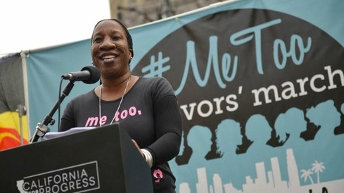 MeToo is not about naming, shaming and taking down powerful men, says movement founder