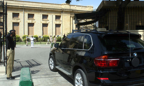 SC seeks record of luxury vehicles' usage beyond entitlement