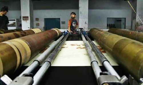 Growth is an illusion for textile millers