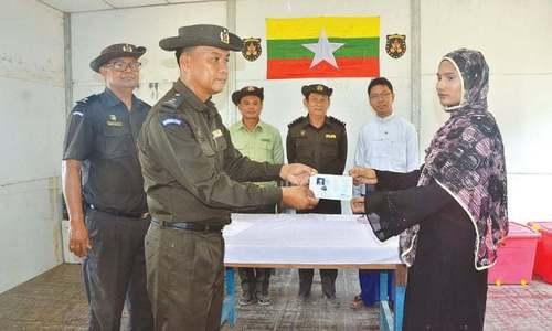 پہلے روہنگیا خاندان کی میانمار واپسی ہی مشکوک قرار