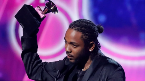 Kendrick Lamar becomes the first rapper to receive the Pulitzer Prize for Music