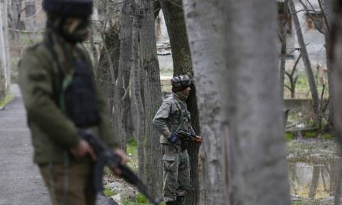 بھارتی فوجی کی حزب المجاہدین میں شمولیت، پولیس کا دعویٰ