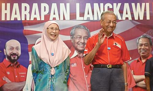 Will Langkawi support Dr M?