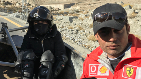 I'm a very selfish filmmaker, says Motorcycle Girl director Adnan Sarwar